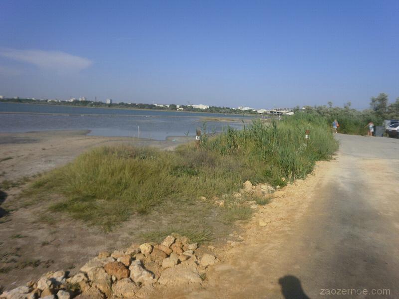 Автокемпинг Лазуный берег
