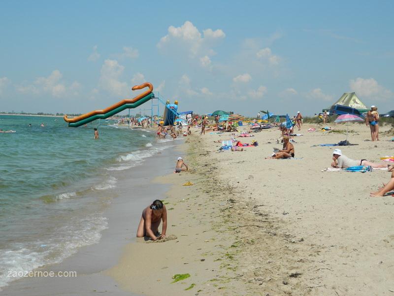 Дикий пляж крым евпатория заозёрное