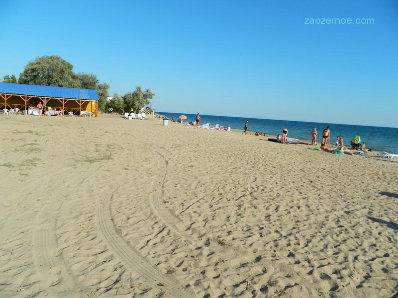 Пляжи в Голубой Бухте и районе г Геленджик